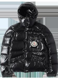 モンクレール-K2ブラックシャイニー