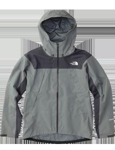 ノースフェイス-クライムライトジャケット